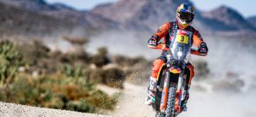 Dakar 2021 – 1ère étape : victoire pour Toby Price (KTM)