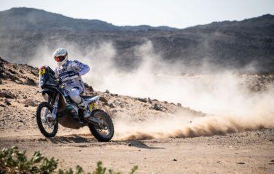 Dakar 2021 – 4ème étape: de Soultrait s'empare de la tête de la course, devant Barreda, vainqueur du jour :: Dakar 2021