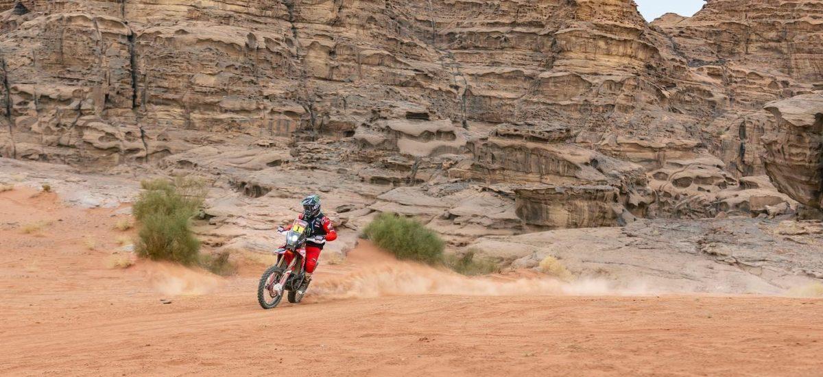 Dakar 2021 – 10ème étape: triplé pour Honda, abandon pour «Nacho» Cornejo