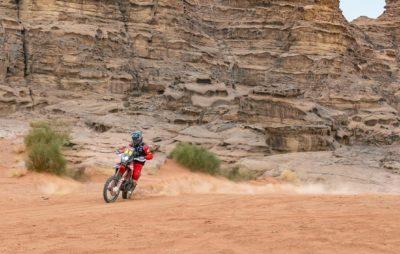 Dakar 2021 – 10ème étape: triplé pour Honda, abandon pour «Nacho» Cornejo :: Dakar 2021