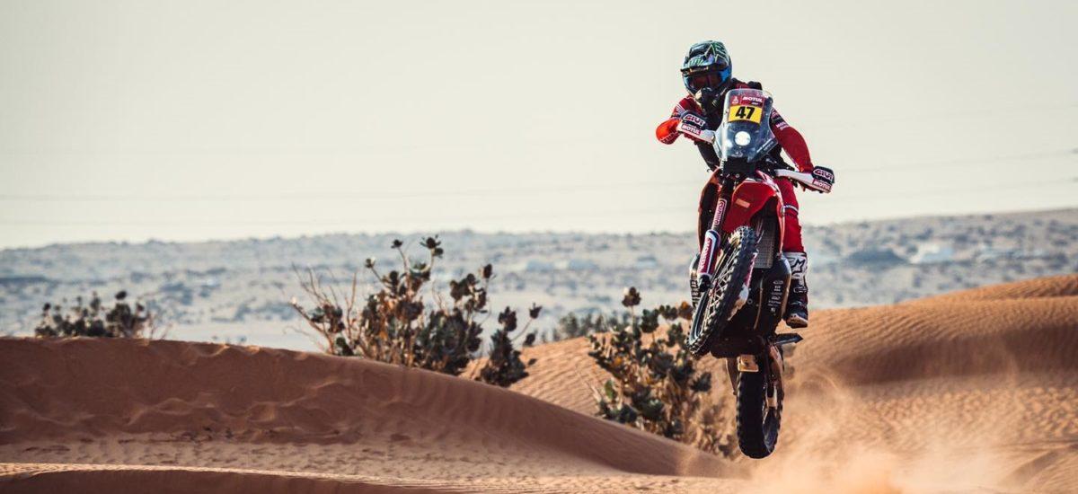 Dakar 2021 – 5ème étape: navigation ardue et victoire pour Kevin Benavides, malgré une grosse chute