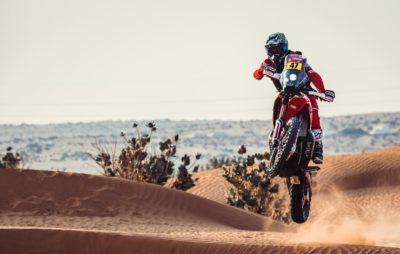 Dakar 2021 – 5ème étape: navigation ardue et victoire pour Kevin Benavides, malgré une grosse chute :: Dakar 2021