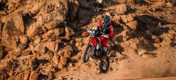 Dakar 2021 – 2ème étape : le retour de Honda