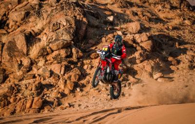 Dakar 2021 – 2ème étape : le retour de Honda :: Dakar 2021