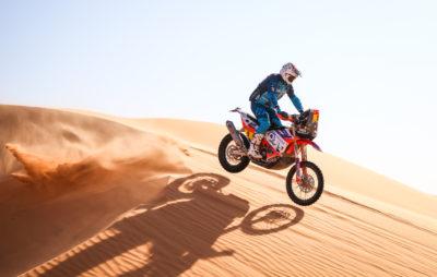 Dakar 2021 – 3ème étape: la victoire pour Toby Price, l'américain Skyler Howes prend la tête de la course. :: Dakar 2021