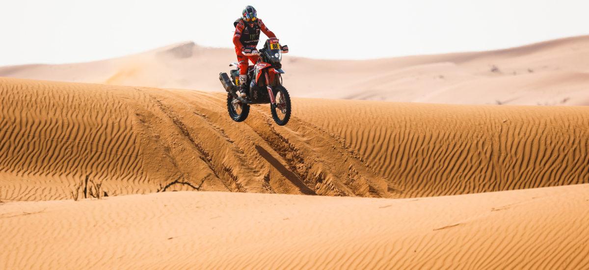 Dakar 2021 – 6ème étape: trois marques différentes sur le podium, à moins d'une minute d'écart