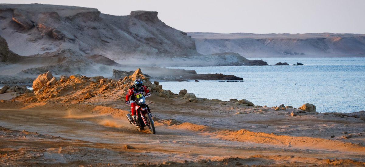 Dakar 2021 – 9ème étape: chute et abandon pour Toby Price, les Honda en force au classement général