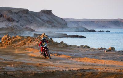 Dakar 2021 – 9ème étape: chute et abandon pour Toby Price, les Honda en force au classement général :: Dakar 2021