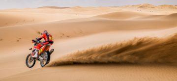 Dakar 2021 – 11ème étape: Sam Sunderland revient sur Kevin Benavides, abandon pour Joan Barreda