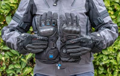 Trois gants chauffants à l'essai chez Ixon, Five et Klan-E :: Essai équipements