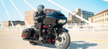 Harley-Davidson met le gros son pour ses CVO Street et Road Glide