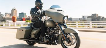 Les Road Glide et Street Glide Special avec Android