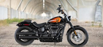 La Harley-Davidson Street Bob désormais avec un moteur 114