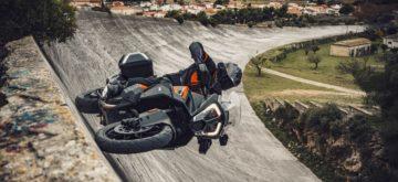 KTM 1290 Super Adventure S – Mise à jour technologique pour 2021