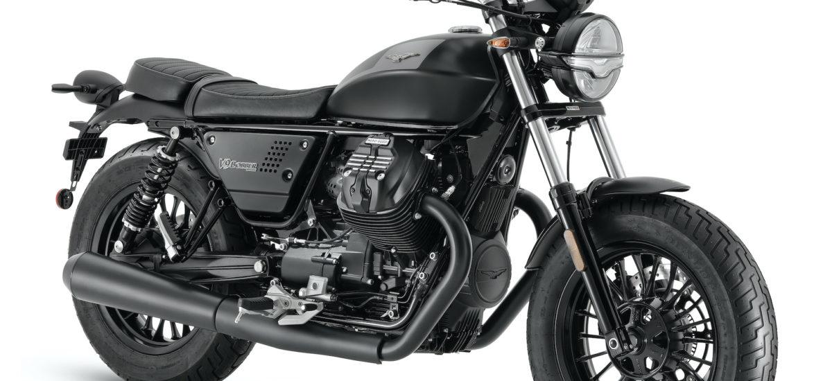 Les Moto Guzzi V9 2021 ont un moteur plus moderne