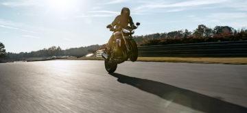 Une nouvelle Triumph Speed Triple puissante et agile