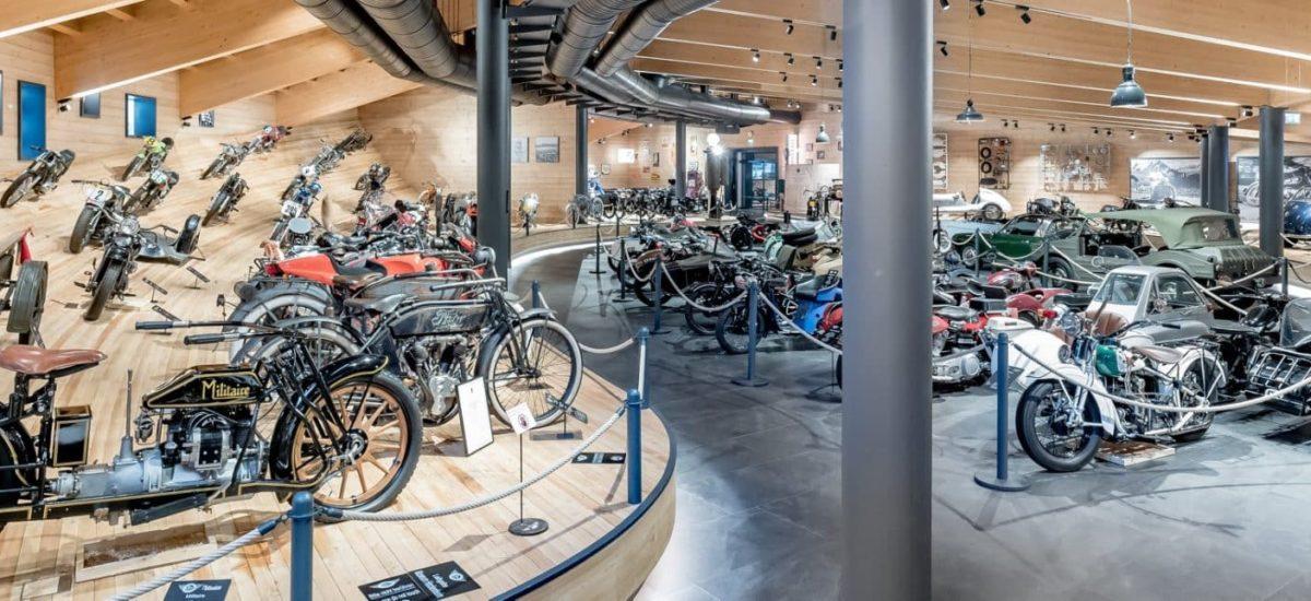 Le musée de la moto de Hochgurgl réduit en cendres