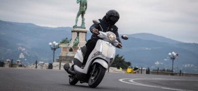 Essai – Le D'elight 125 prend un air délicieusement rétro! :: Yamaha