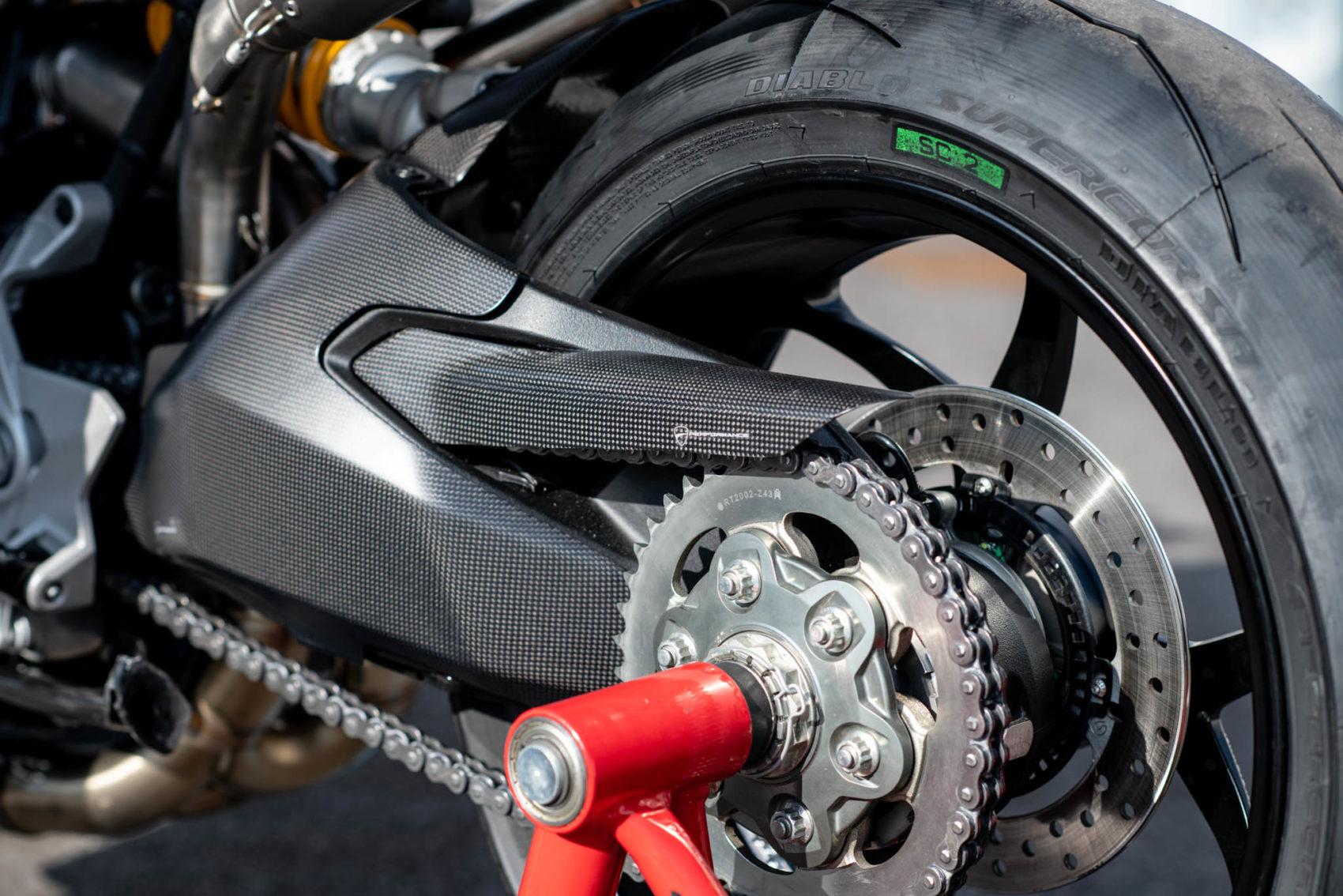 Ducati monobras