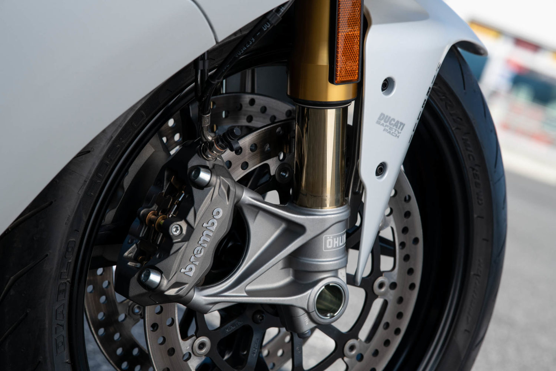 Ducati freins