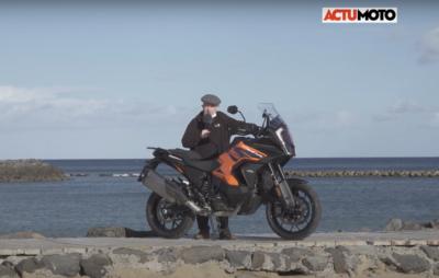 Notre essai de la KTM 1290 Super Adventure S, version 2021 :: Hyper trail