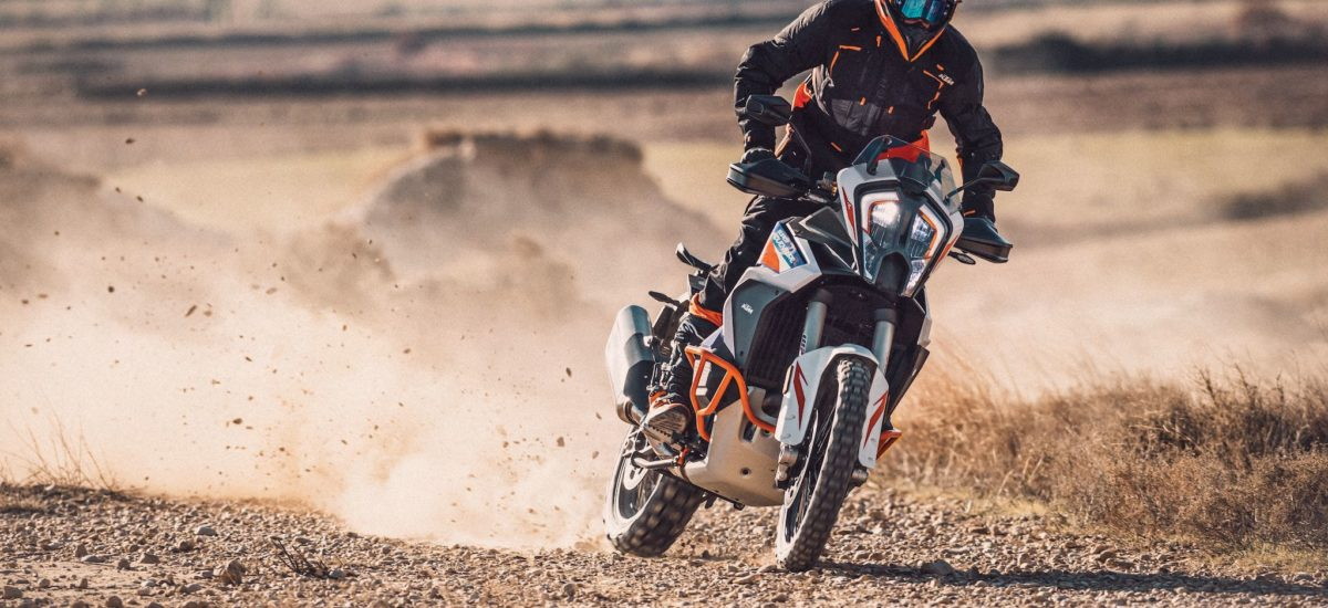 Une KTM 1290 Super Adventure R plus maniable