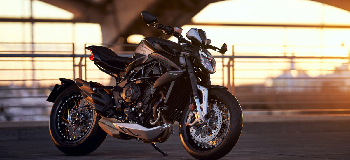 MV Agusta affine techniquement ses Brutale et Dragster tricylindres