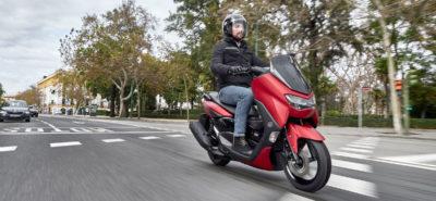 Le NMAX 125 s'affirme comme le roi des centres-villes :: Yamaha