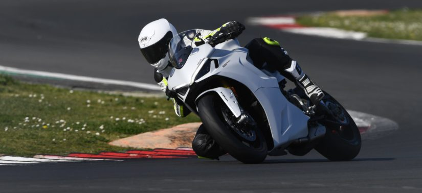 Essai Ducati SuperSport 950 S: quand sport et confort s'unissent! :: Test Ducati :: ActuMoto