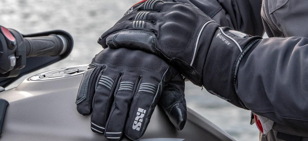 Essai: des iXS Vernon GTX sur les mains en hiver