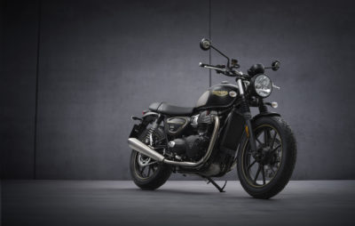 Triumph Street Twin 2021: des détails qui comptent et une édition spéciale Gold Line :: Modern Classic