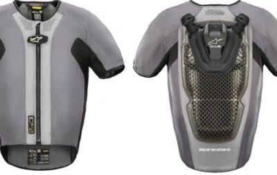 Le gilet airbag Alpinestars Tech-Air 5, de la route au circuit :: Equipement