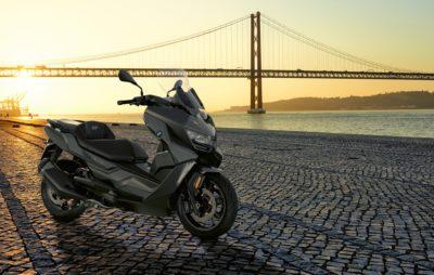 BMW affine ses maxi-scooters C400X et C400GT :: Nouveauté 2021