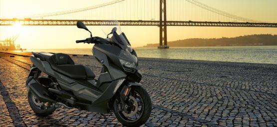 BMW affine ses maxi-scooters C400X et C400GT