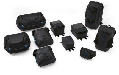 Black Collection, la nouvelle bagagerie souple de BMW Motorrad :: Bagagerie