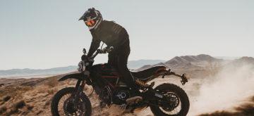 Edition limitée: Scrambler Ducati Desert Sled Fasthouse
