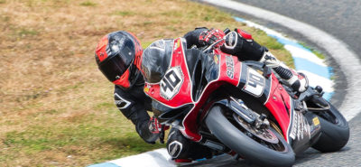 Killian Aebi va se mesurer à l'élite française des Supersport 600 :: Pilote suisse en FSBK