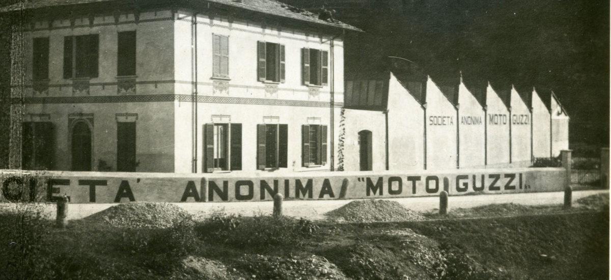 La nonna Moto Guzzi fête son centenaire
