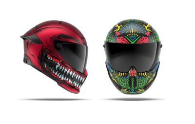 Ruroc annonce la version 3.0 de son casque Atlas :: Nouveauté équipement