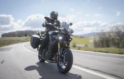 Essai Tracer 9 et 9 GT: vite et loin en mode confort :: Test Yamaha