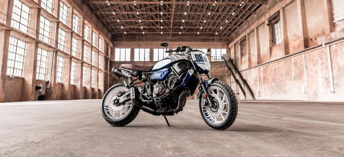 La Yamaha XSR 700 Fūjin de Bobber Garage