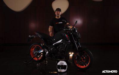 Notre essai de la nouvelle Yamaha MT-09 en Catalogne :: Naked fun