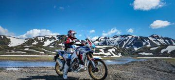 Honda Adventure Roads 2021 en Islande, annulé!