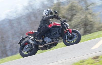 Essai: s'il ne reste qu'une Monster ce sera celle-là! :: Test Ducati