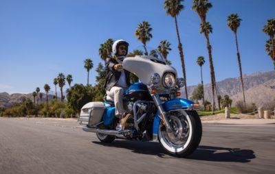 Voici la première Harley «Collection Icons», l'Electra Glide Revival :: Série limitée