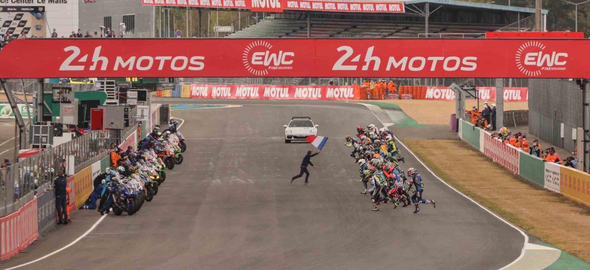 Neuf pilotes suisses se préparaient à participer aux 24 Heures Motos