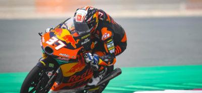Hallucinante remontada du prodige Pedro Acosta! :: Moto3 GP Doha