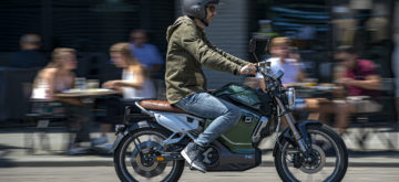 Super Soco, une nouvelle marque de deux-roues électriques
