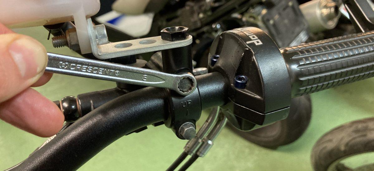 Série atelier, #2: ajuster les commandes de son deux-roues