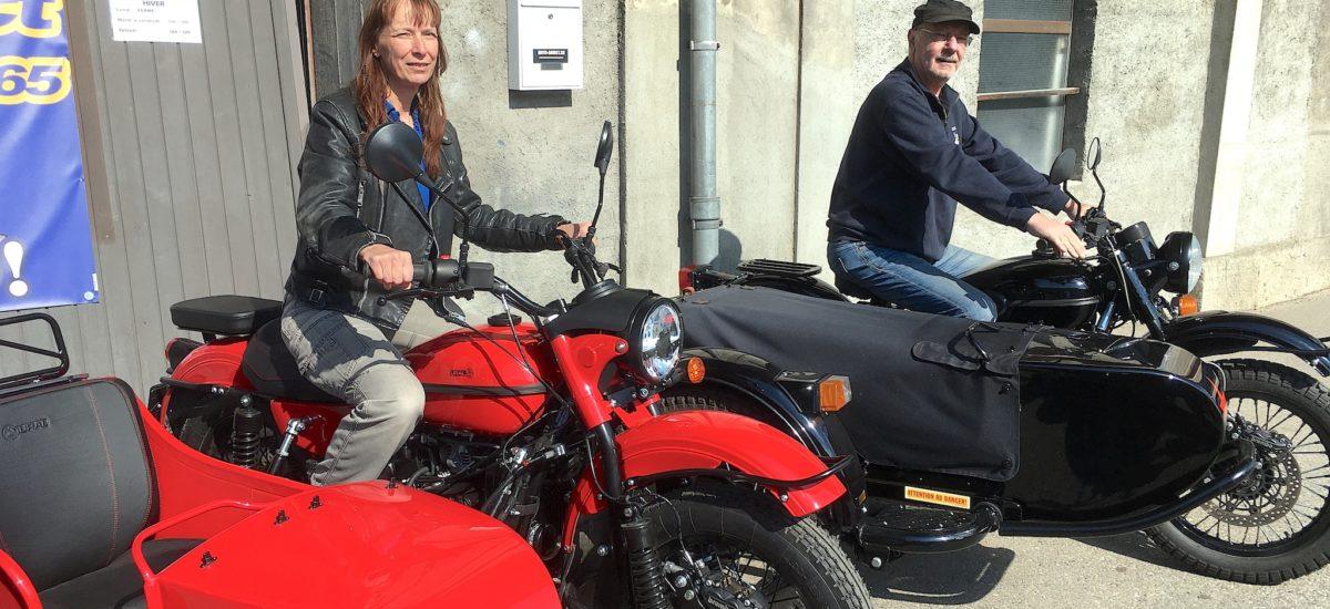Moto-addict, un nouveau spécialiste du side en Romandie